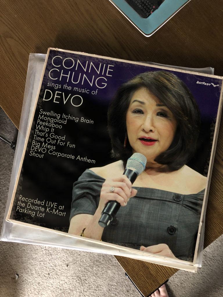 Connie Chung Live