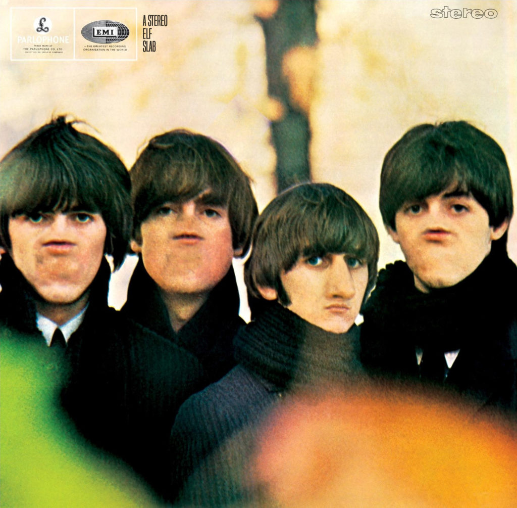 A Stereo Elf Slab (Beatles For Sale) album cover